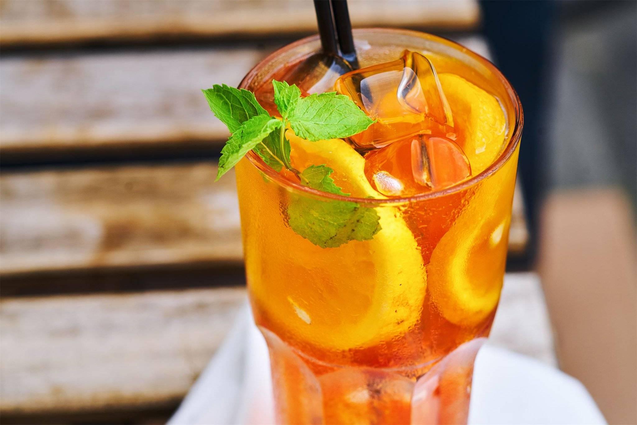 Чай с апельсином – рецепты с цедрой фрукта и соком