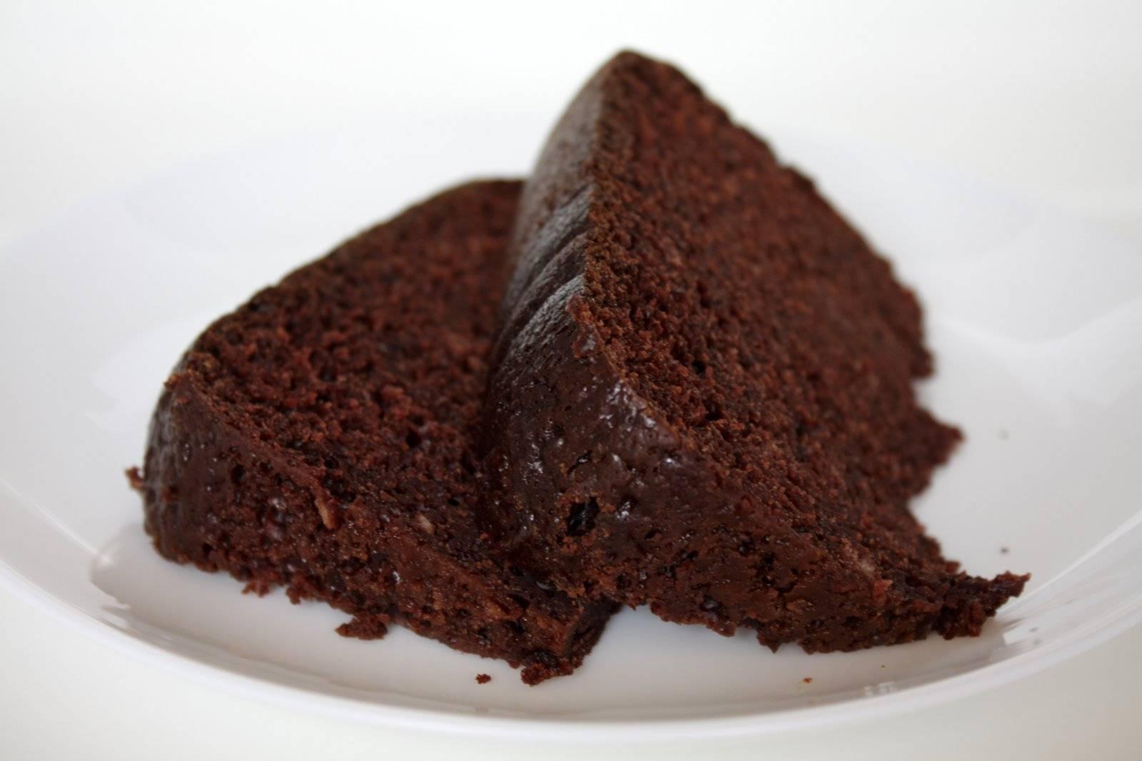 Очень вкусный шоколадный бисквит: простой классический рецепт