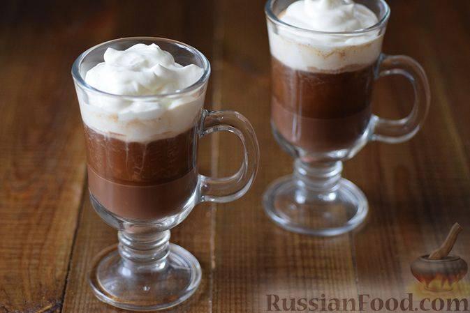 Кофе меланж: понятие, классический и императорский рецепты