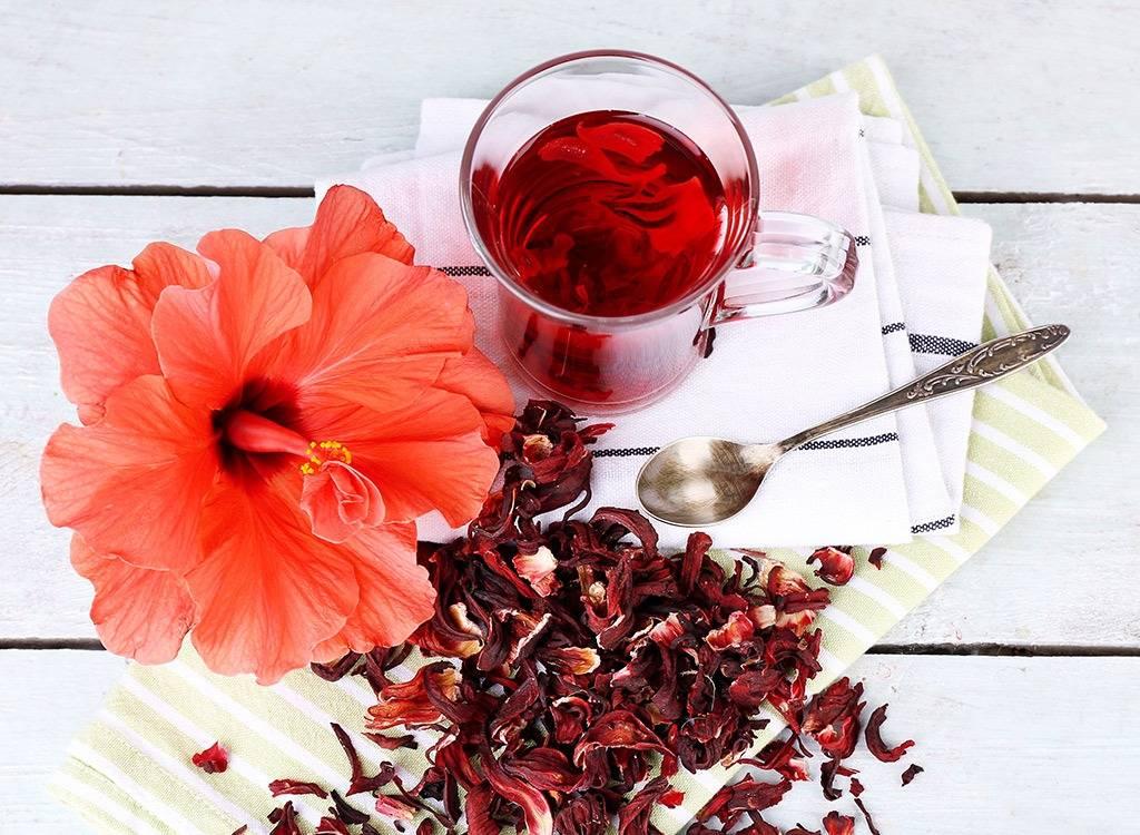 Чай из каркаде: полезные свойства, вред и противопоказания - журнал амром