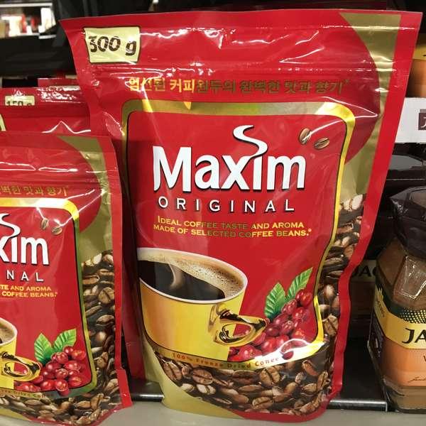 Кофе maxim original - отзывы на i-otzovik.ru