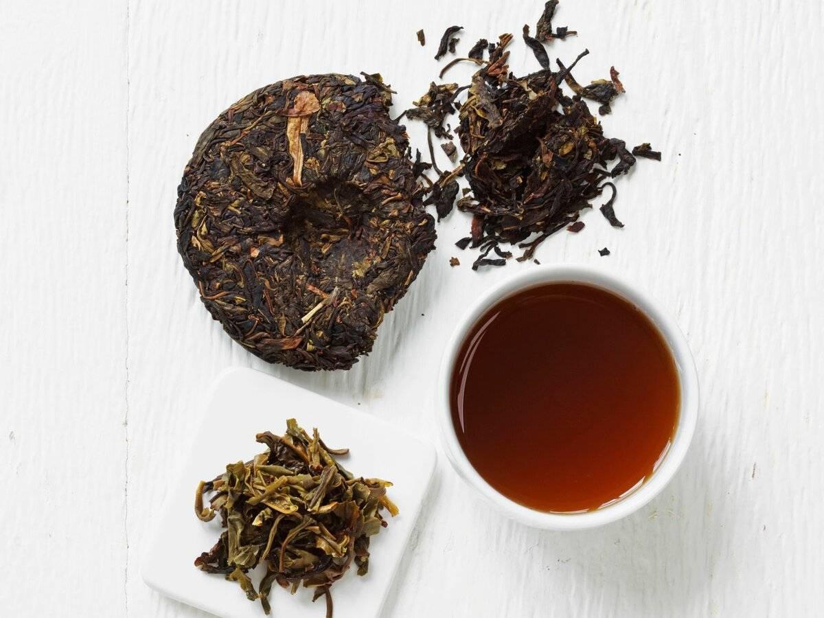 Необыкновенные свойства пурпурного чая