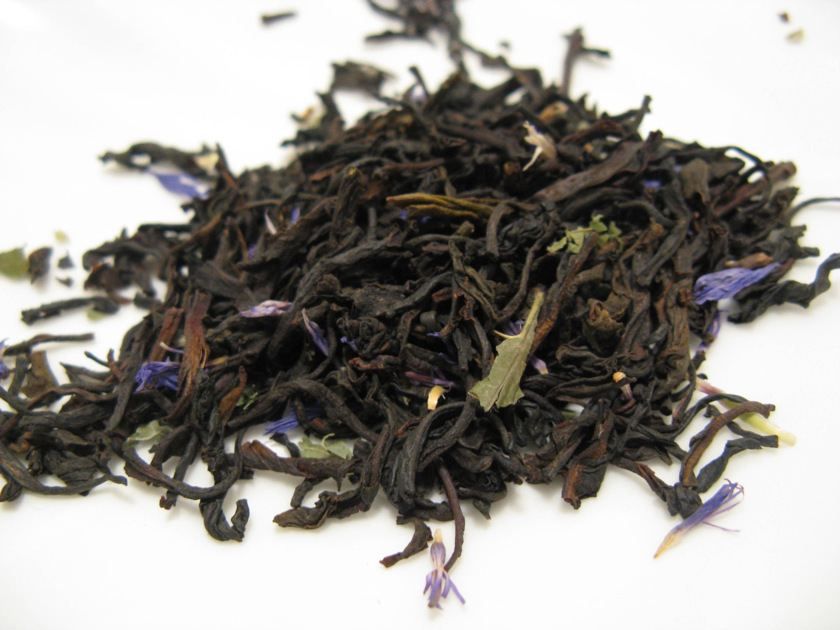 Чай с бергамотом: польза и вред черного и зеленого чая, противопоказания