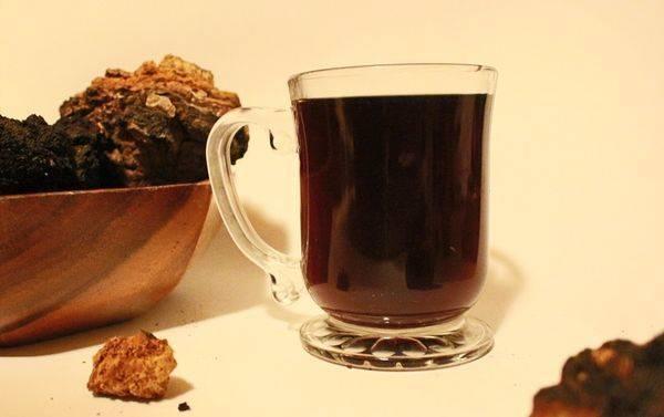 Полезные свойства чая из чаги
