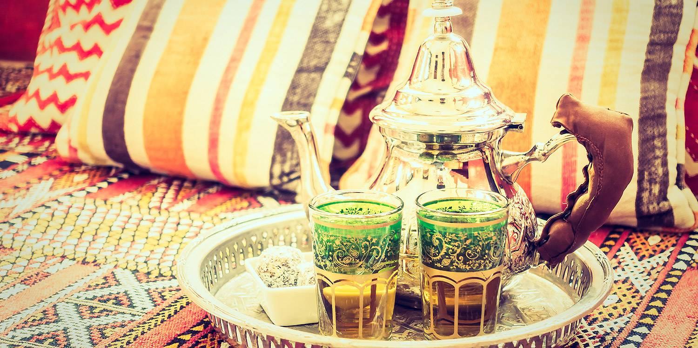 7 рецептов приготовления марокканского чая (+нюансы чайной церемонии по-мароккански)