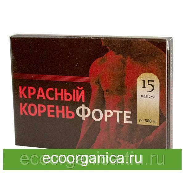 Красный корень: применение и противопоказания, польза для мужчин и женщин (копеечник чайный)
