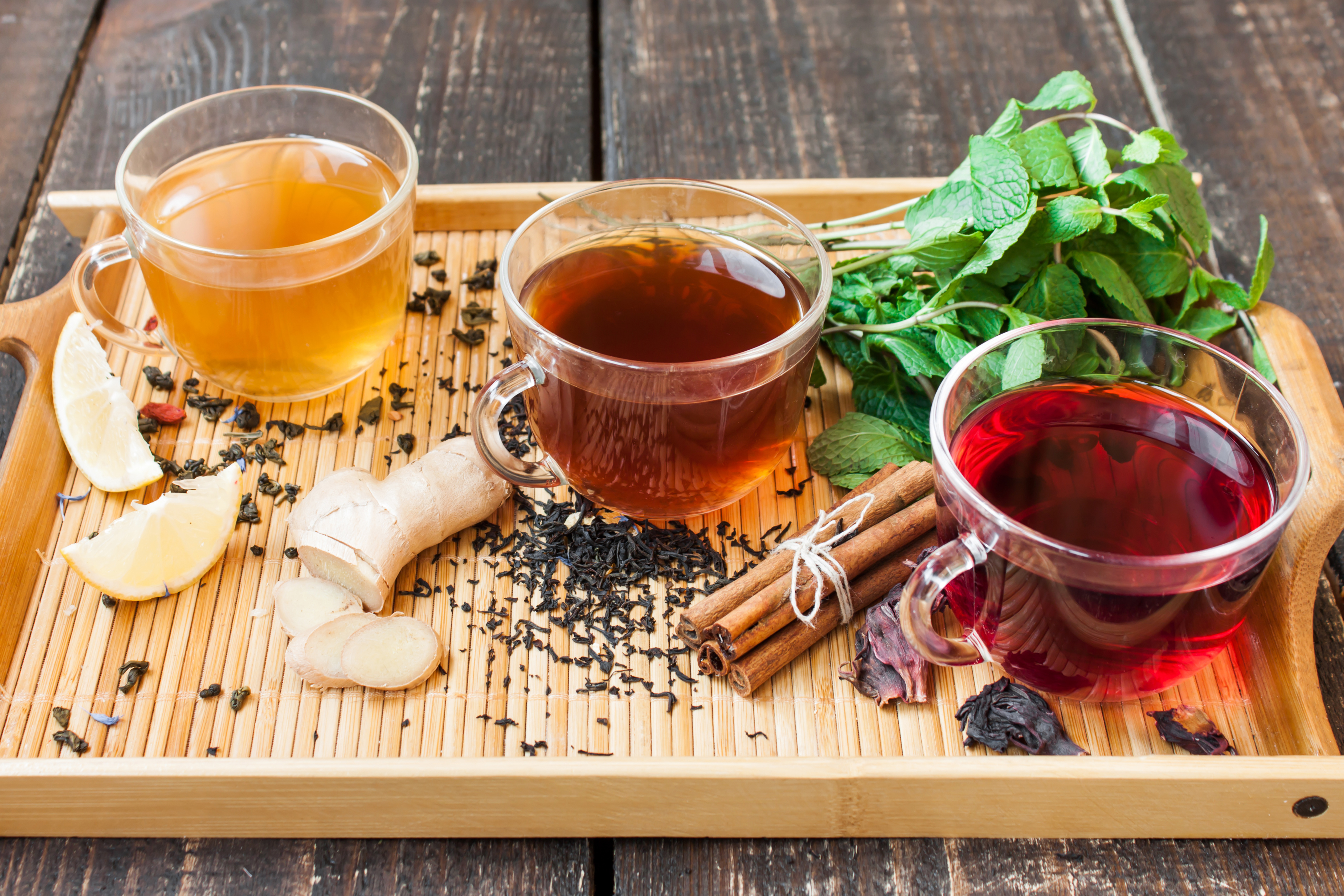 Чай с имбирем и с корицей – рецепты заваривания, польза напитка