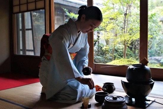 11 секретов традиционной чайной церемонии в японии