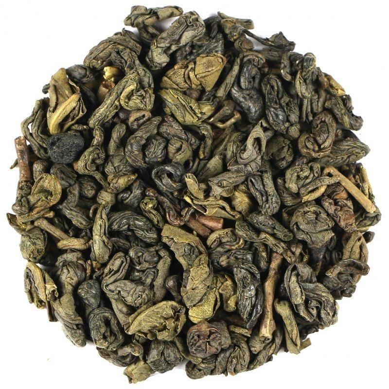 Зеленый чай ганпаудер (китайский порох) : описание, полезные свойства, как заваривать