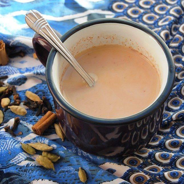 Масала чай — самый индийский чай от гималаев до гоа.