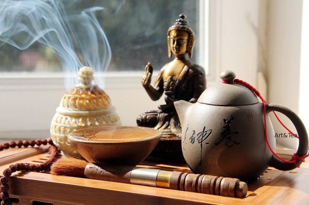 Японская чайная церемония - teaterra | teaterra
