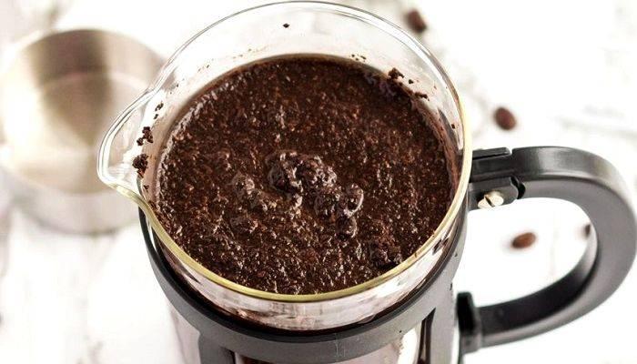 5 методов заварить натуральный молотый кофе в чашке