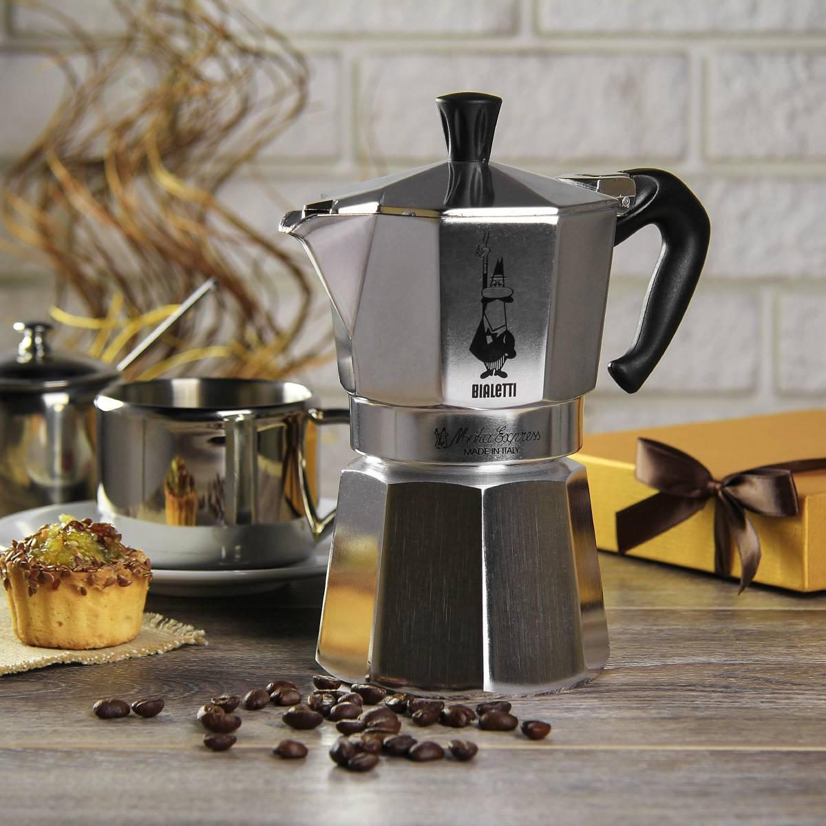 Сравниваем гейзерную кофеварку и турку