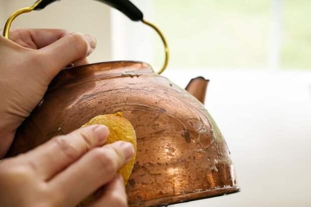 Чем почистить медную турку качественно и безопасно | моя кухня