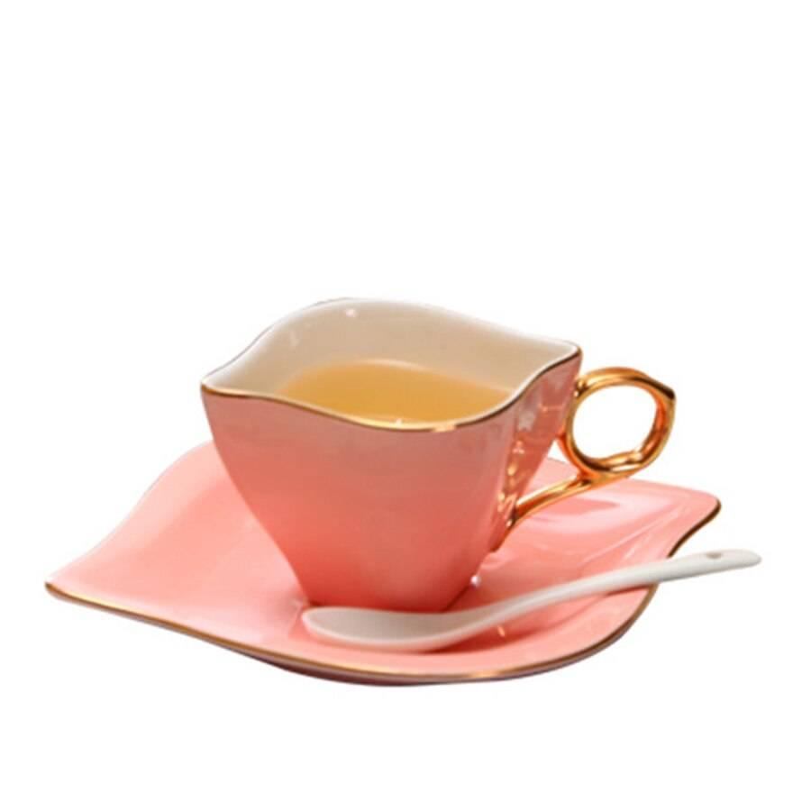 Какие бывают чайные чашки