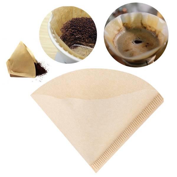 Фильтры для кофе: виды, как сделать своими руками для кофеварки бумажный и из других материалов