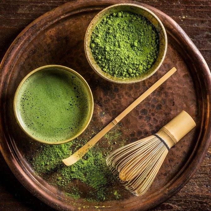 Как пить чай матча с пользой для здоровья и в соответствии с японскими традициями?