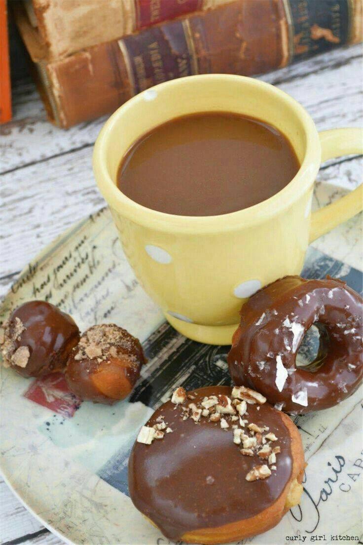 Рецепты кофе с шоколадом