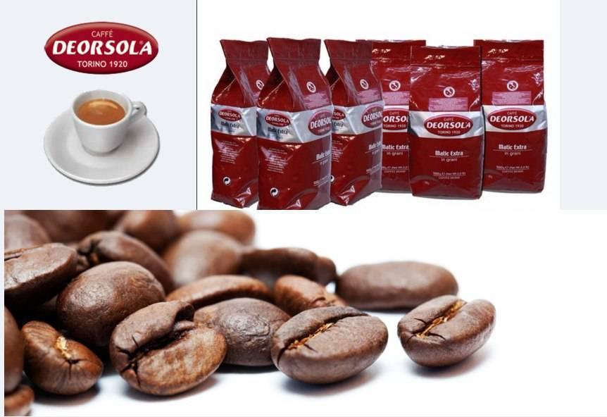Кофе деорсола (deorsola): описание, история и виды кофе