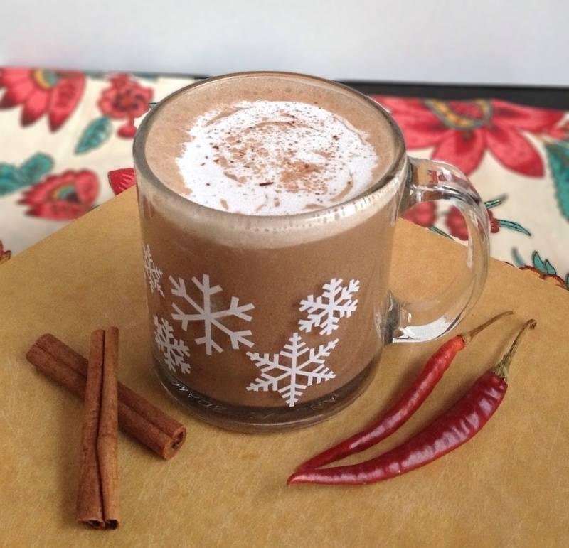 Горячий шоколад романтик кофейня рецепт