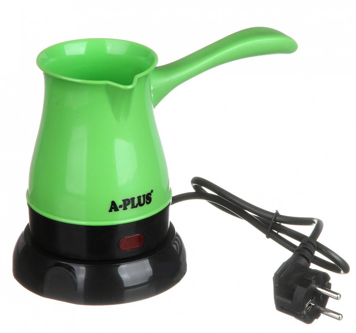 Электротурка с автоотключением при закипании (кофеварки)