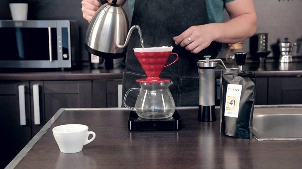 Что такое пуровер и как в нем приготовить кофе