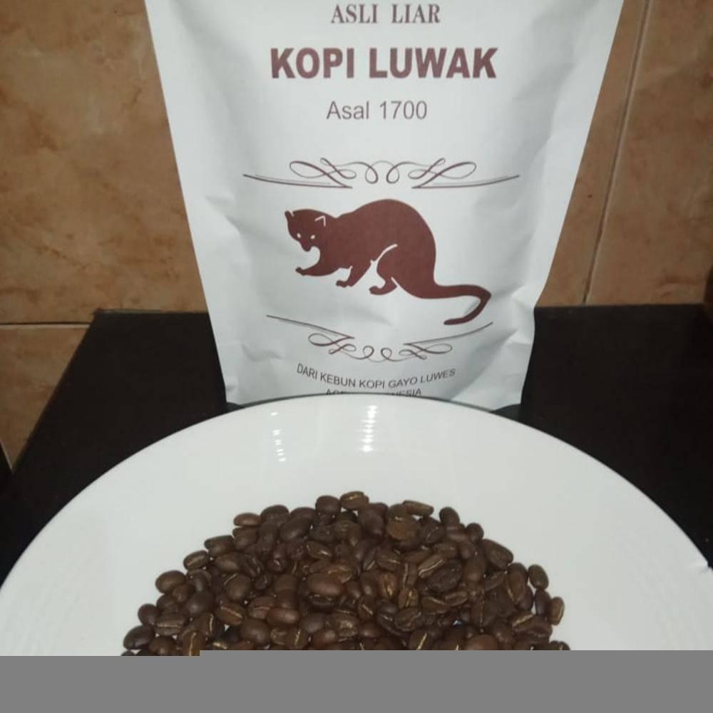 Как делают кофе лювак