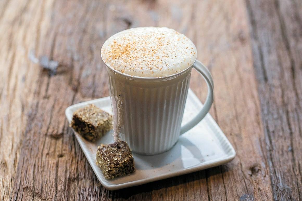 Кофе с халвой   рецепты кофе