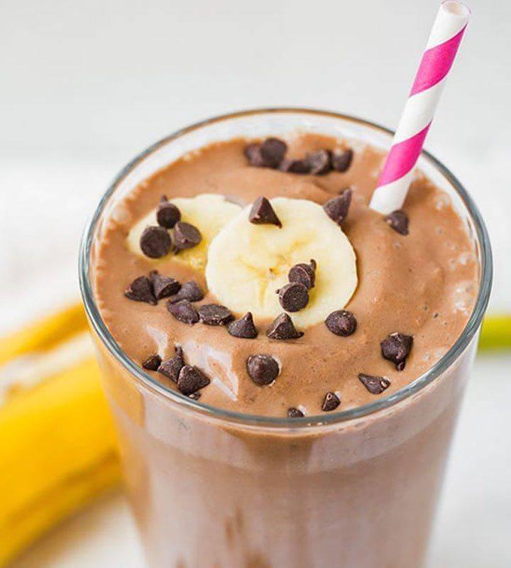Лучшие рецепты бананового кофе