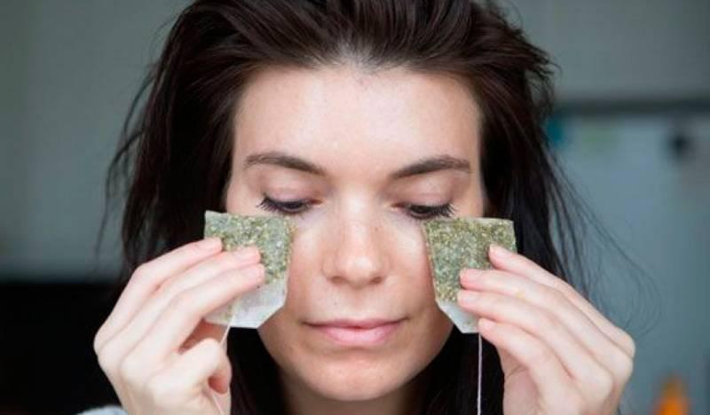 Польза черого чая для глаз: доступное средство для решения многих проблем