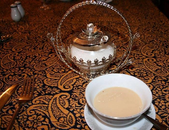 Чай не пьешь – откуда сила?