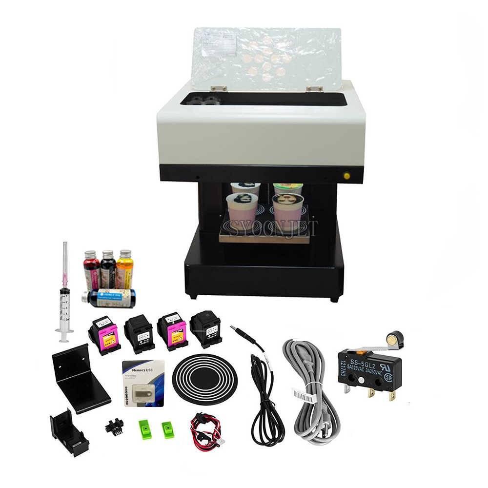 Кофе-принтер: понятие, возможности, известные марки