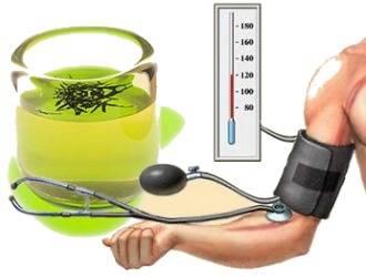 Зеленый чай повышает или понижает наше давление