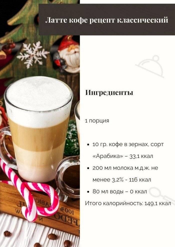Как приготовить латте дома   кофе латте в домашних условиях