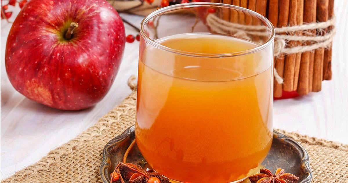 Яблочный квас в домашних условиях: рецепты приготовления