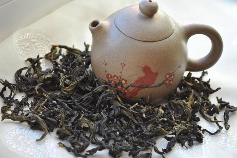 Чай Вэнь Шань Бао Чжун – один из знаменитых тайваньских слабоферментированных улунов