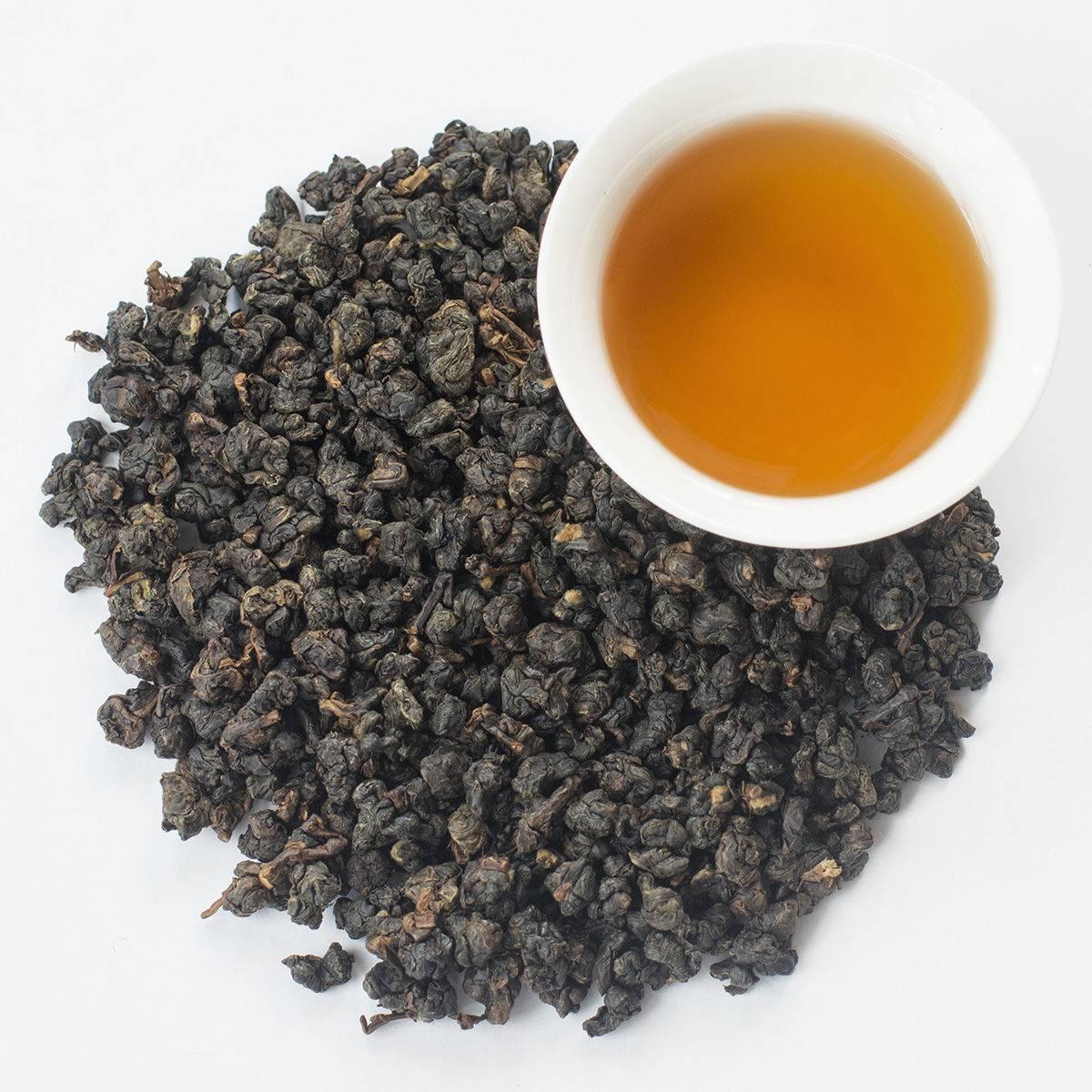 Чай габа — напиток с уникальными свойствами