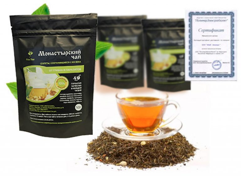 Готовим антипаразитарный чай своими руками - состав, рецепты приготовления сборов с травами и другими ингредиентами в домашних условиях