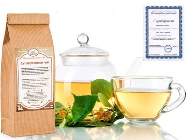 Эффективен ли монастырский чай для избавления от паразитов?