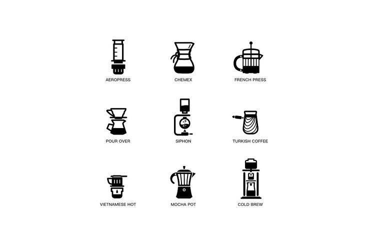 Как заваривать вкусный кофе разными способами?