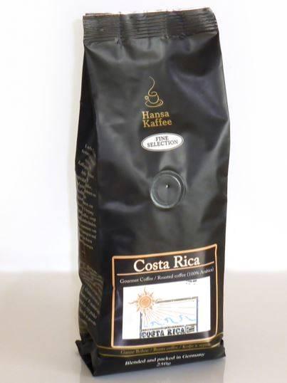 Кофе из коста-рики и традиционный рецепт приготовления