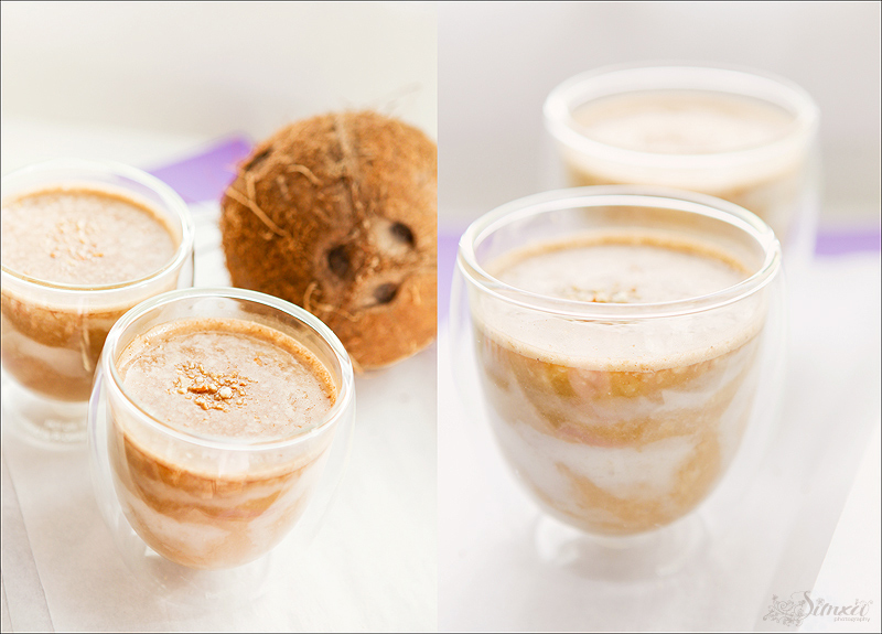 Кофе с кокосовым молоком рецепт | портал о кофе