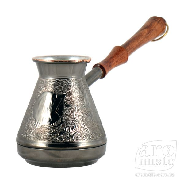 Турка медная jezva coffee 220 мл — цена, купить в москве