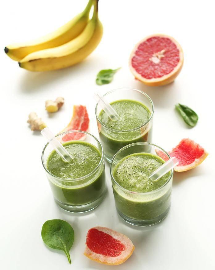 12 лучших смузи для похудения и очищения организма