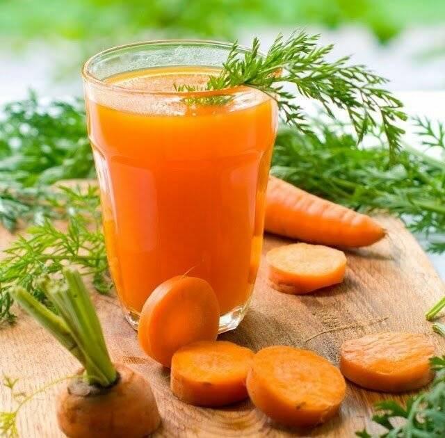 Морковный чай — лечебные свойства, способы приготовления,  польза и вред