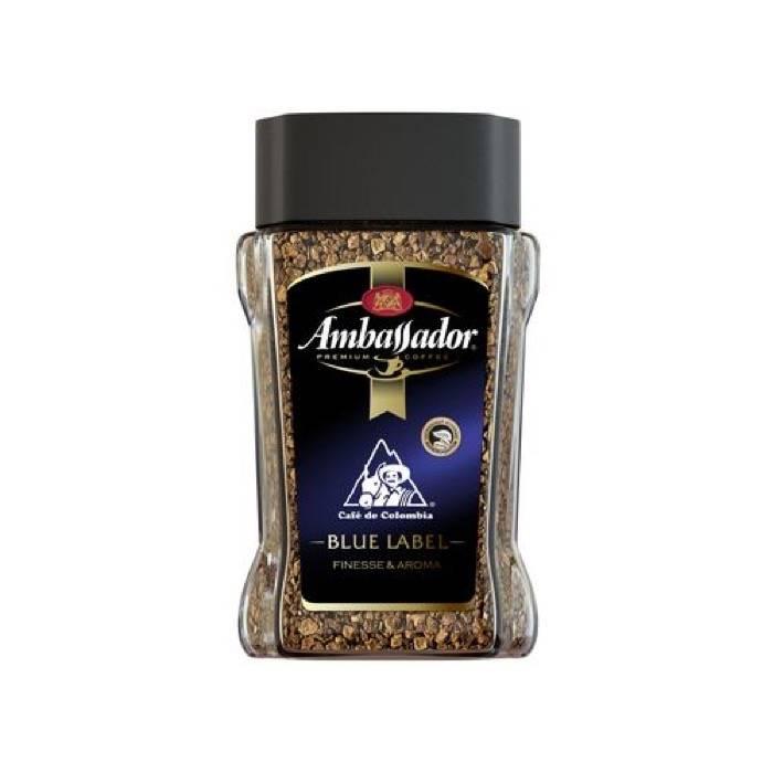 Кофе ambassador - виды, цена, отзывы