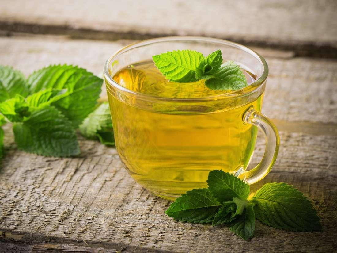 Чай с мятой польза и вред