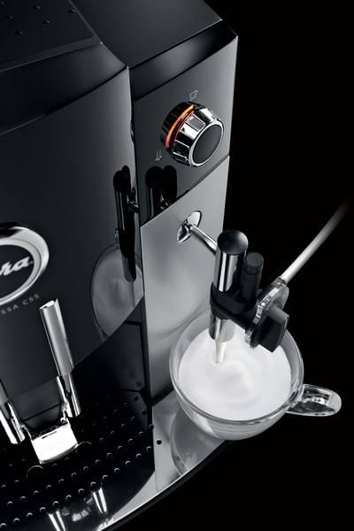 Подробное описание кофемашины jura impressa f 50