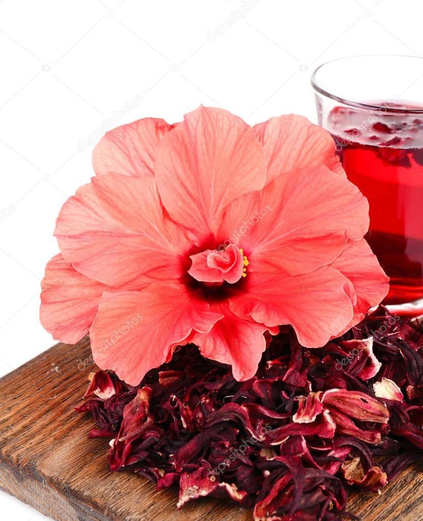 Напиток каркаде: полезные свойства   food and health