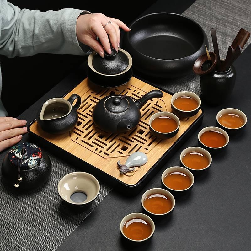 Предметы чайной и кофейной посуды: классификация